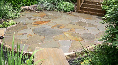 Pennsylvania Flagstone Patio