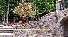 Synthetic Stone Walls